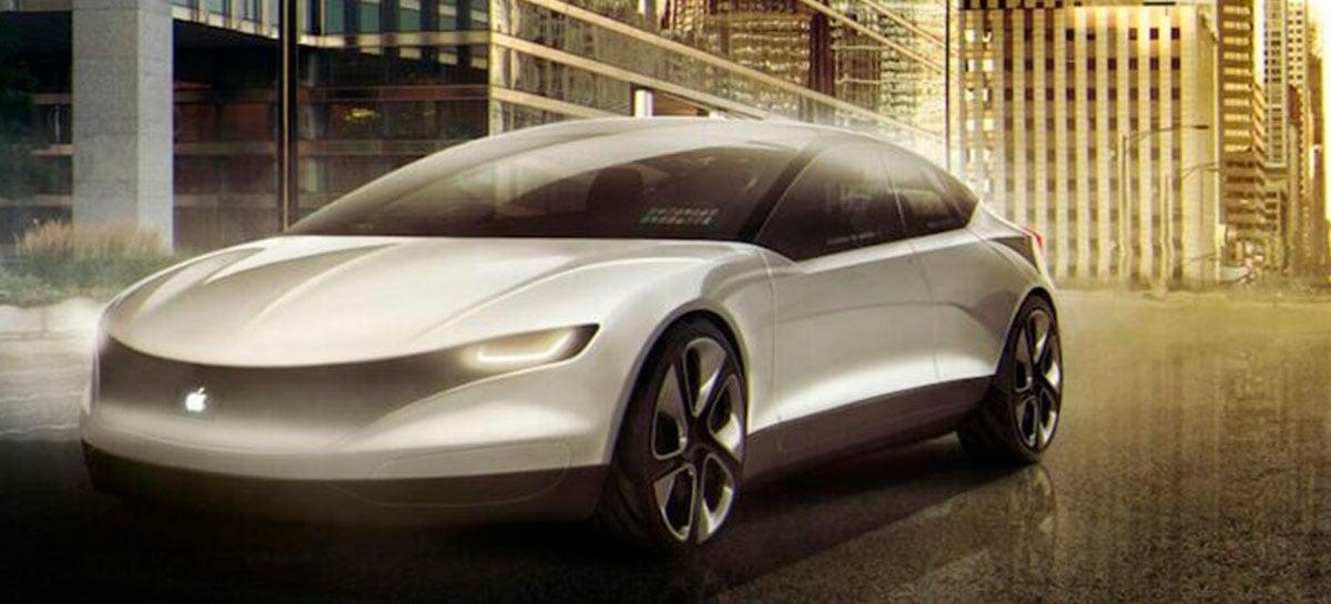 Carro da Apple em 2021? Fontes da indústria indicam lançamento antes do esperado