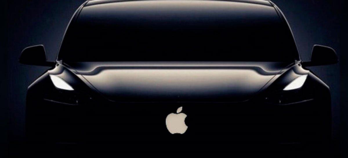 Apple deve começar a produção de carros em 2024