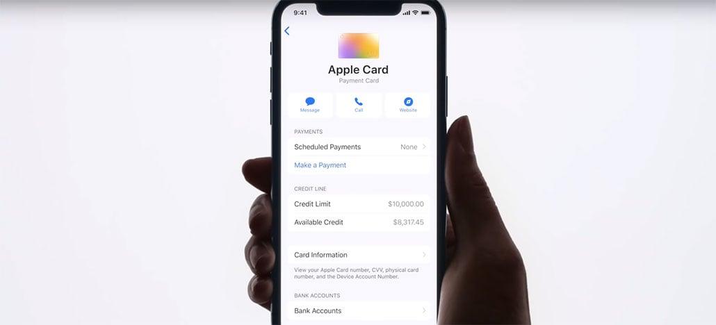 Apple lança seu próprio cartão de crédito sem taxas e com programa de recompensas