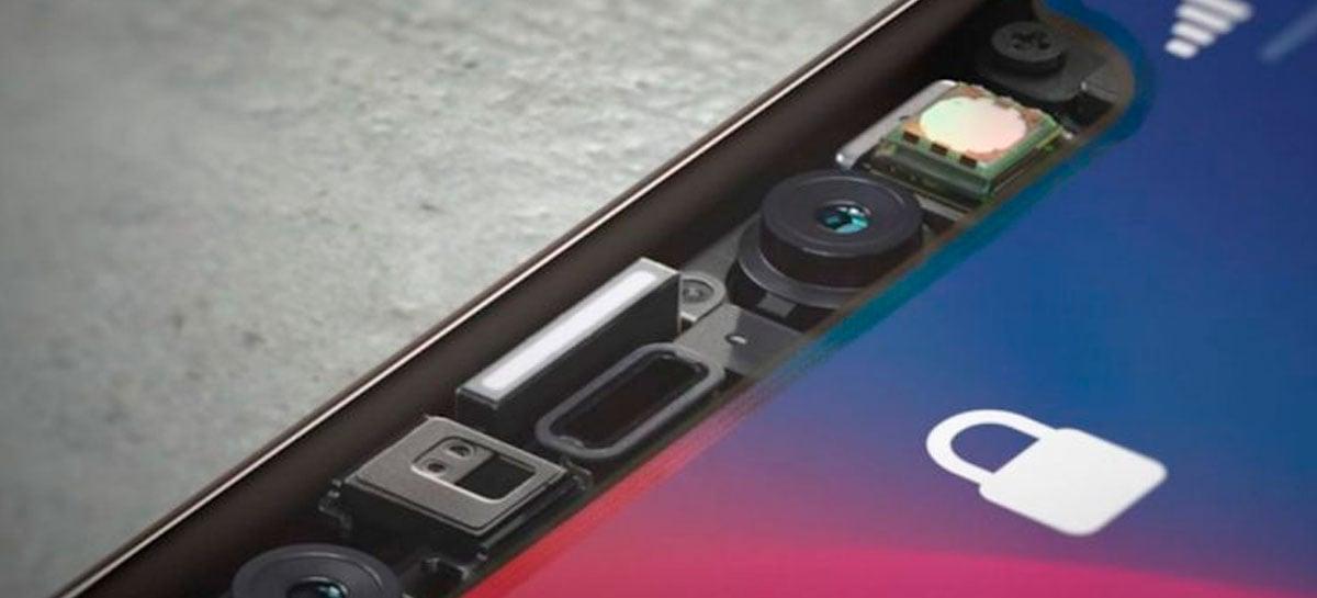 Apple está trabalhando para reduzir entalhe do iPhone 13 [RUMOR]