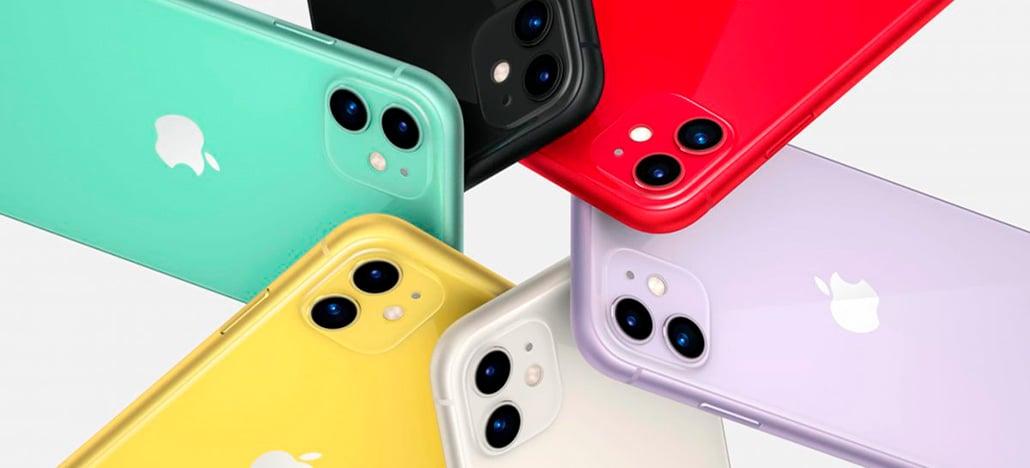 iPhone 11 conta com variantes de até 3.969 mAh de bateria e 4 GB de RAM