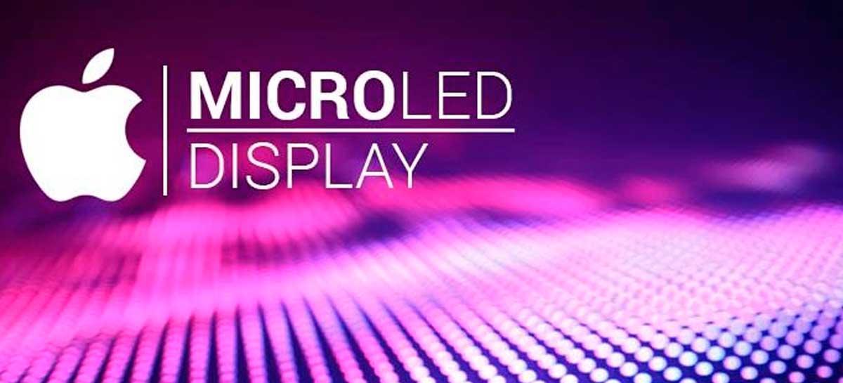 Apple compra fábrica de Micro-LED por US$ 330 milhões