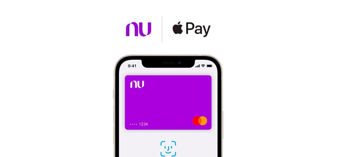 Nubank libera pagamentos com Apple Pay - veja como cadastrar