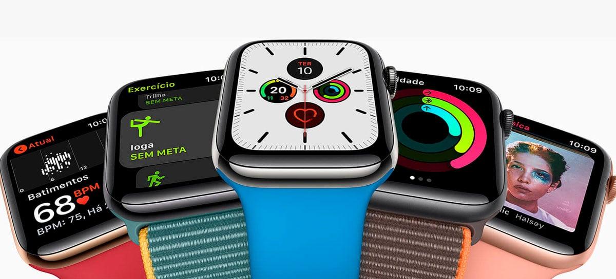 Apple perde mercado, mas ainda é a maior fabricante de smartwatches