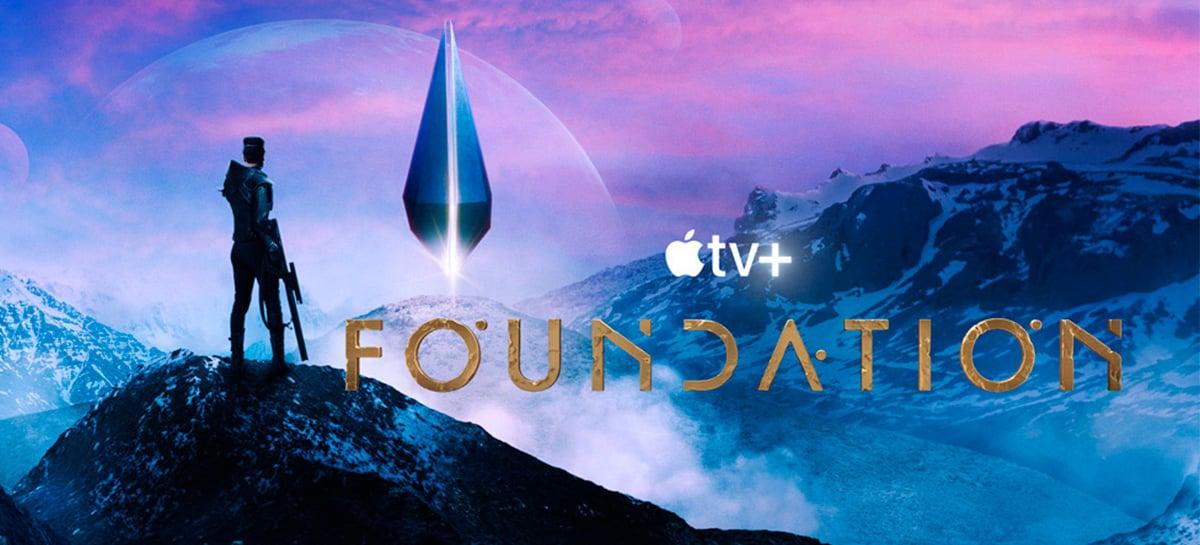 Veja trailer épico da série de Sci-Fi Foundation desenvolvida para Apple TV+