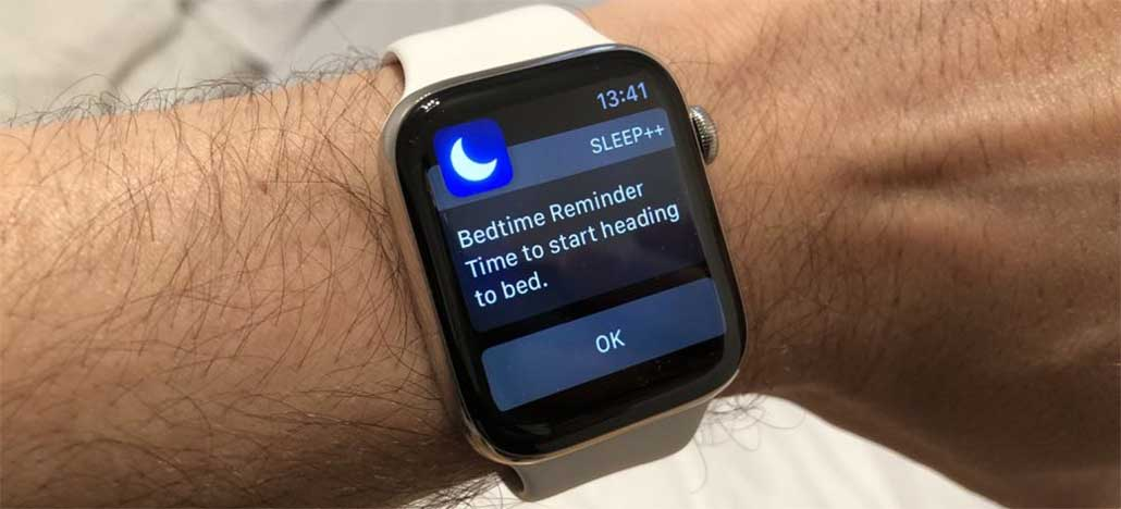 Apple Watch deve ganhar funções de rastreamento do sono em breve