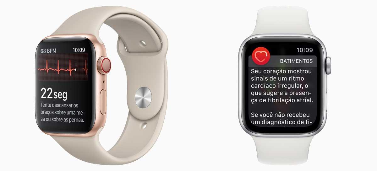 Apple Watch detecta problema cardíaco desconhecido e salva mais uma vida