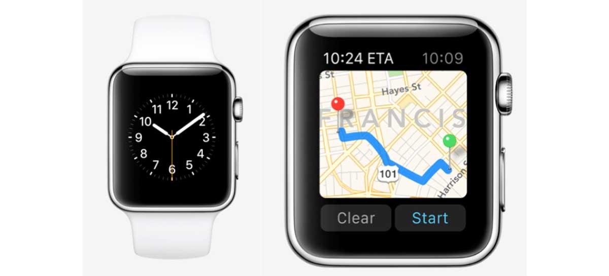 Google Maps volta ao Apple Watch e traz suporte à tela dividida do CarPlay