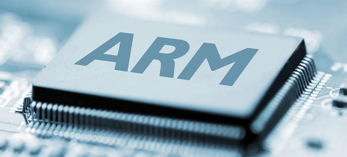 Samsung estaria planejando adquirir parcela da ARM