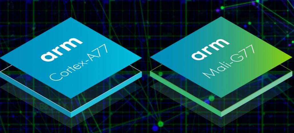 ARM anuncia CPU aperfeiçoado Cortex-A77 e novo GPU Mali-G77