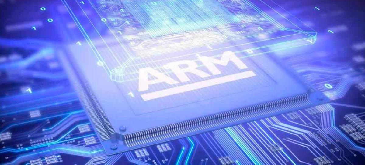 ARM confirma próximas CPUs Matterhorn e Makalu com aumento de 30% de desempenho