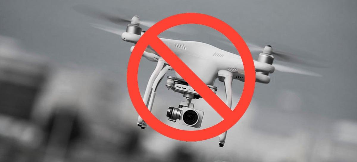 Empresas norte-americanas fecham parceria para lançar arma que derruba drones