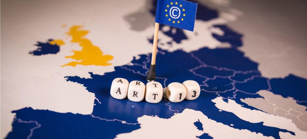União Europeia aprova o polêmico Artigo 13, que muda a lei do copyright na internet
