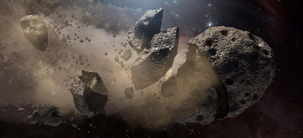 NASA warns that 55 million tons of asteroid will pass near