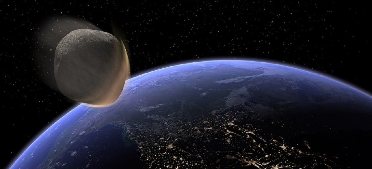 Asteroide gigante irá passar bem próximo à Terra na madrugada de segunda-feira