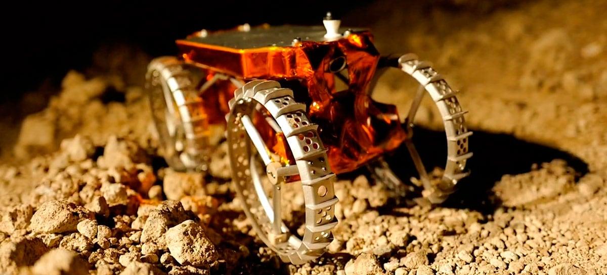 NASA começa testes da CubeRover, a pequena sonda de apenas 4kg da Astrobotic
