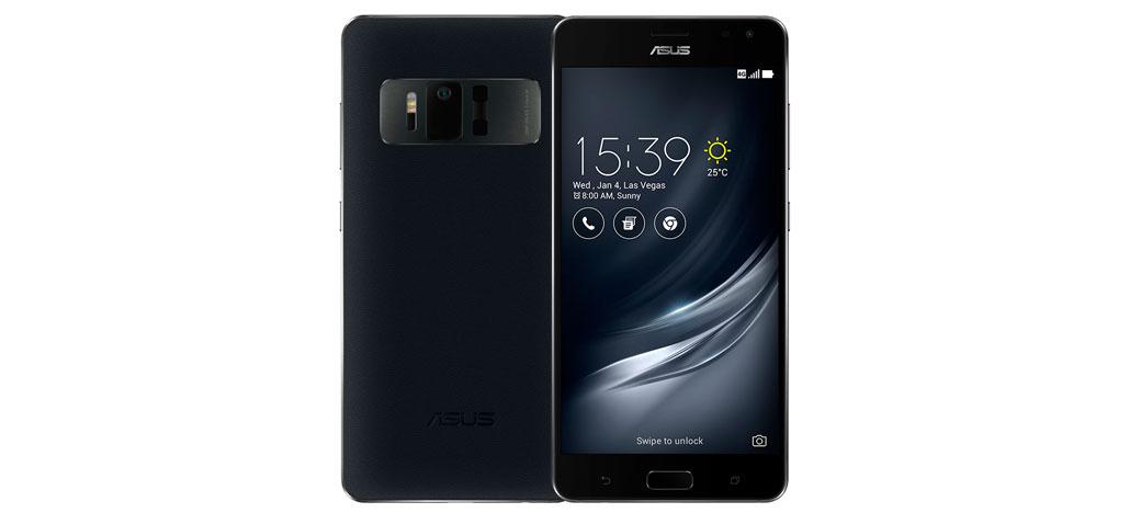 Asus lança o Zenfone Ares, com Snapdragon 821 e 8GB de RAM