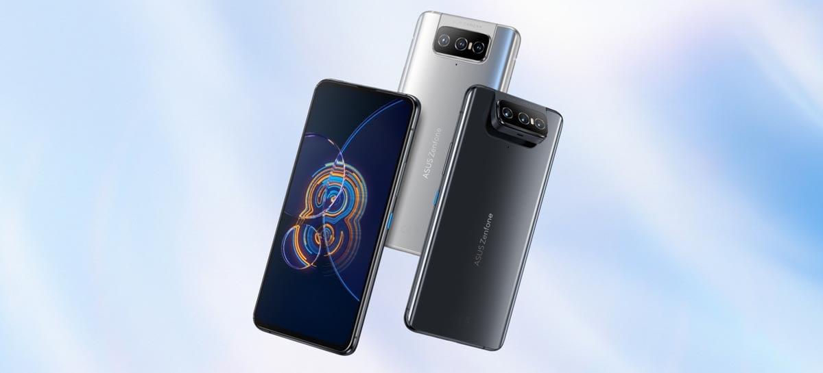 ASUS Zenfone 8 Flip: flagship da ASUS se saiu bem no teste de câmera do Dxomark