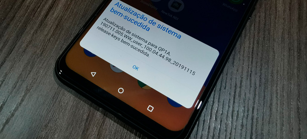 ASUS Zenfone 5Z começa a receber o Android 10 no Brasil