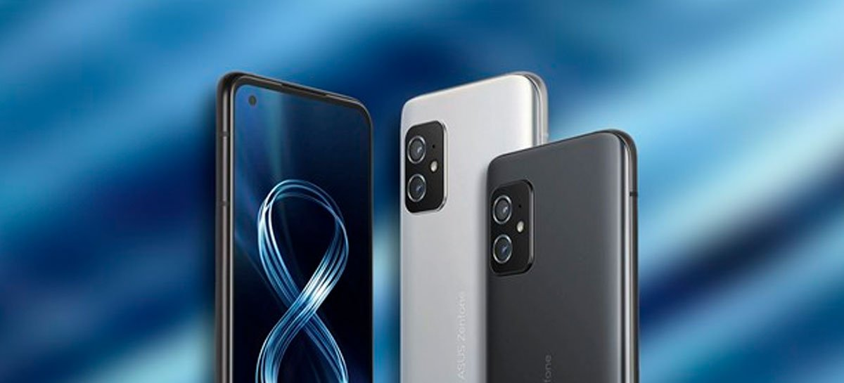 ASUS está atualizando a ZenUI para o ZenFone 8 e 6 e ROG Phone 5 e 3