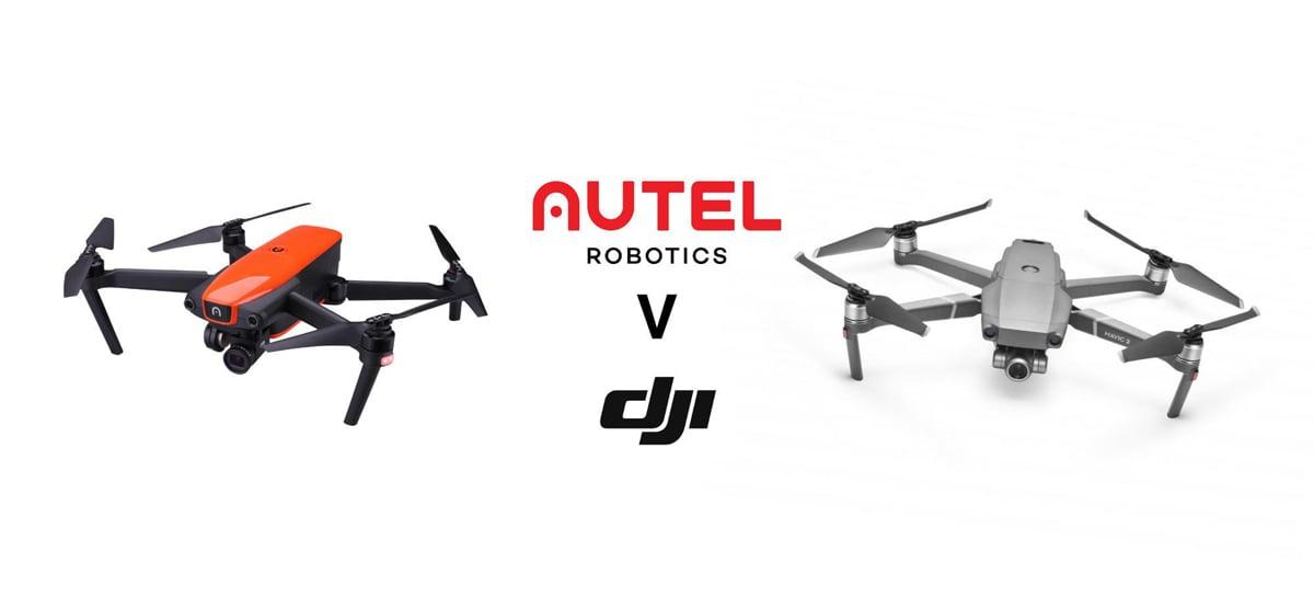 Vitória da Autel Robotics em disputa por patente pode resultar no fim dos drones DJI nos EUA