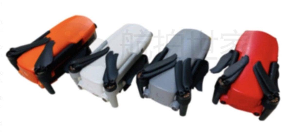 Drone Autel Nano pesando menos de 250g pode concorrer com DJI Mini 2 e Air 2S
