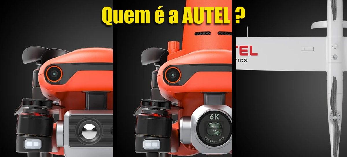 Autel Robotics - Conheça a empresa com drones tão bons quanto os da DJI
