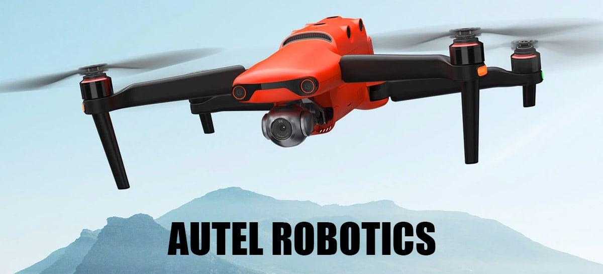 Autel vem com tudo com três novas linhas de drone: EVO III, EVO Lite e EVO Nano
