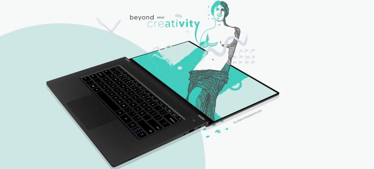 Avell B.On é o novo notebook premium da empresa com foco em produtividade
