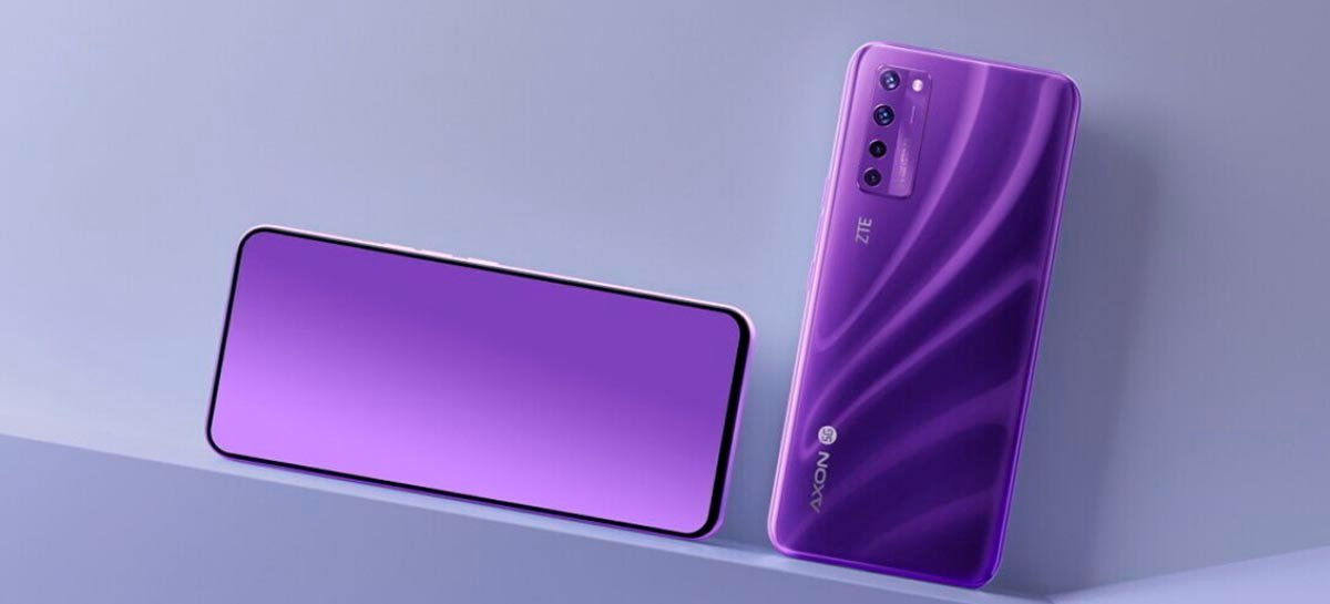 ZTE Axon 30 Pro pode vir com sensor de 200MP da Samsung