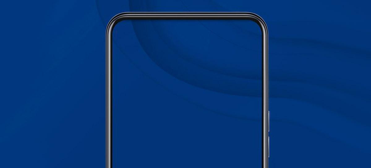 ZTE Axon 20: primeiro celular com câmera sob a tela aparece em imagens