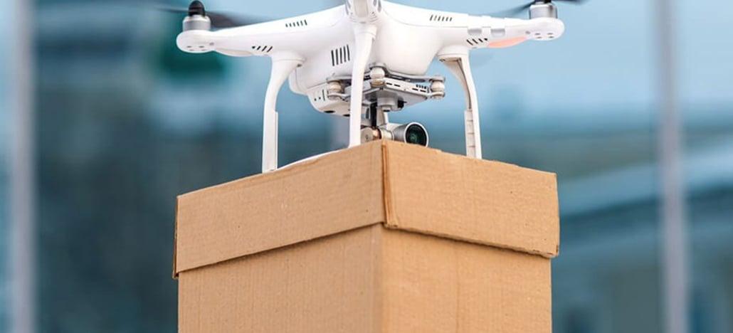 B2W, dona da Americanas e Submarino, começa testes de envio de mercadoria com drones