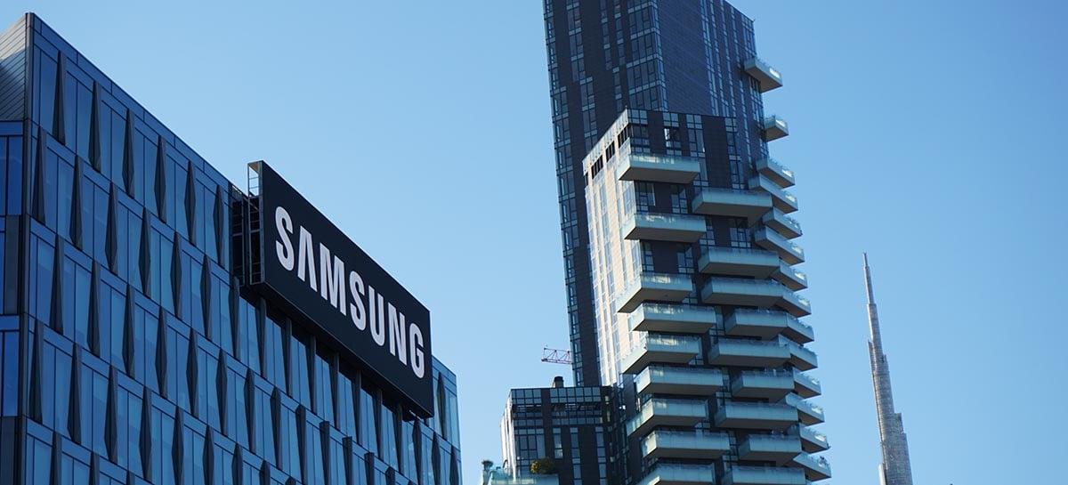 Samsung tem recorde de faturamento no terceiro trimestre de 2021