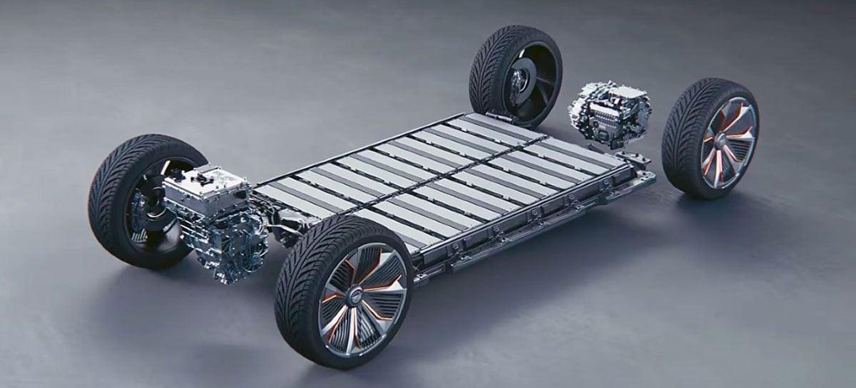 Fornecedora de baterias da Tesla cria design com 2 milhões de km de durabilidade