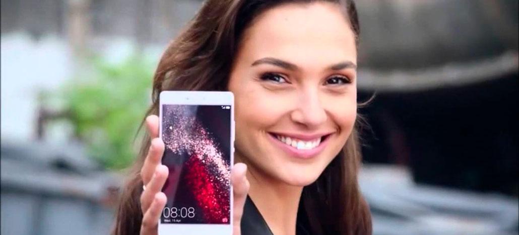 Huawei nomeia atriz que faz Mulher Maravilha como CEO para divulgação nos EUA