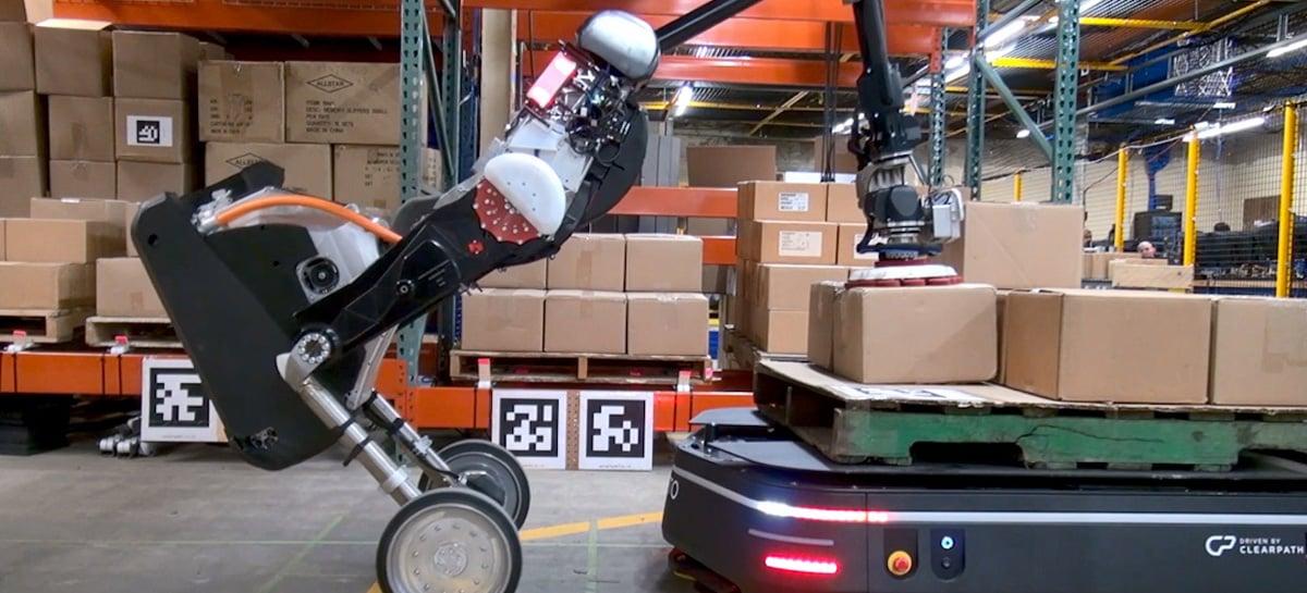 Otto Motors coloca robô da Boston Dynamics para trabalhar em seu armazém
