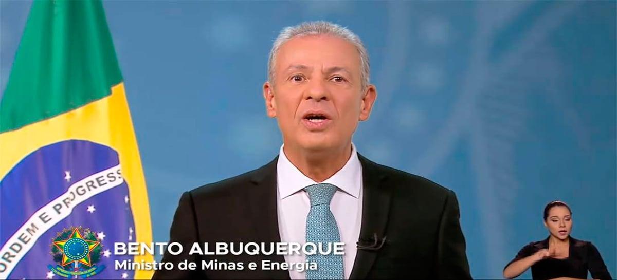 Ministro de Minas e Energia fará pronunciamento em rede nacional sobre crise hídrica