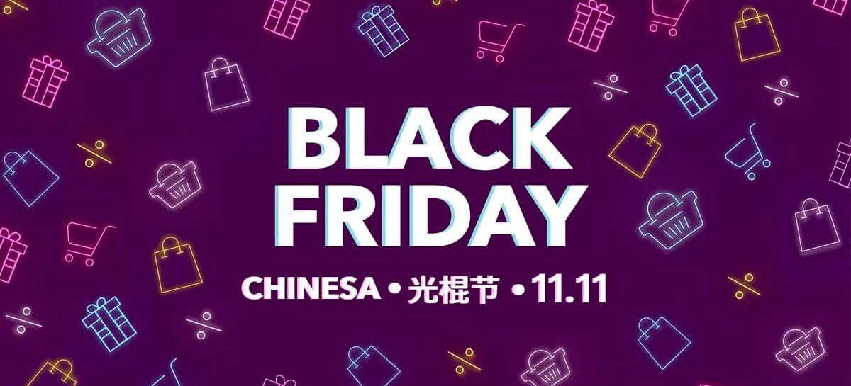 11/11: Confira sites chineses com promoções, destaques e dicas para não cair em fraudes!