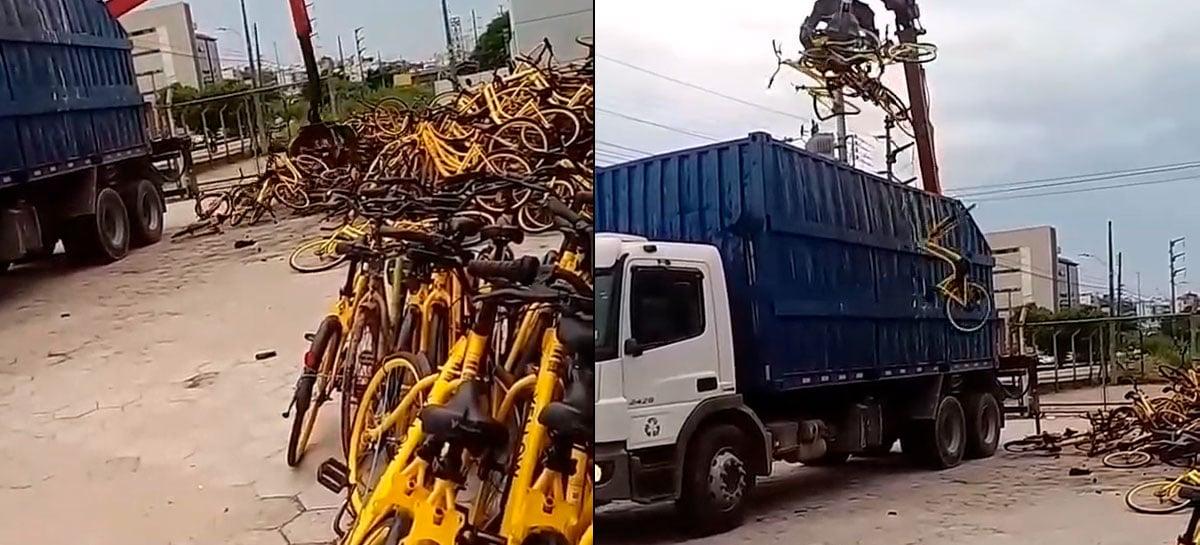 Qual destino das bicicletas compartilhadas Yellow? Entenda para onde elas vão