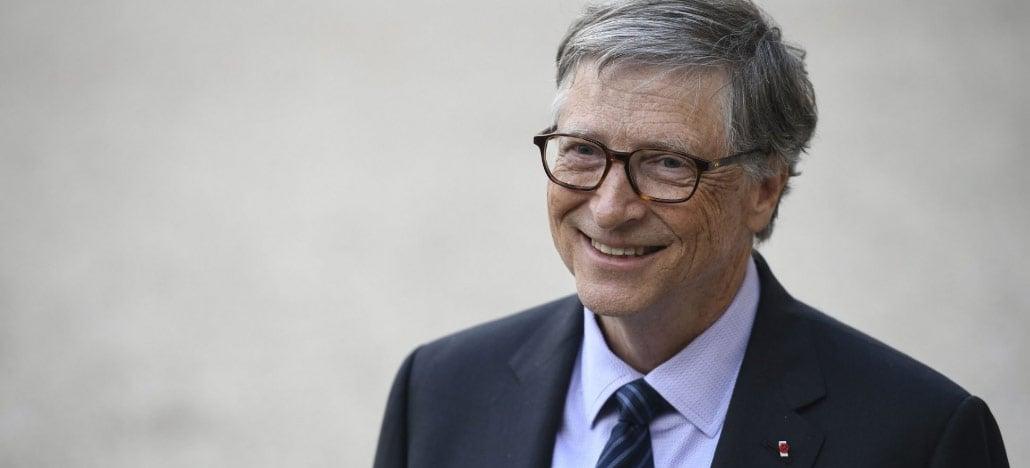 Bill Gates diz que Microsoft não ocupar espaço que hoje é do Android foi seu maior erro