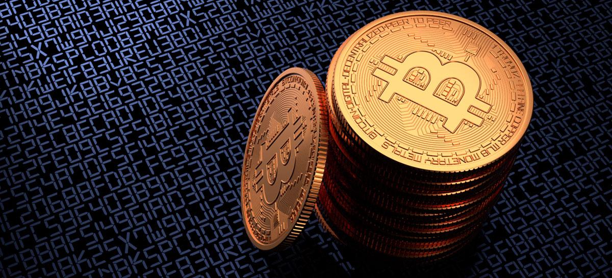 Bitcoin tem nova onda de valorização e atinge US$ 1 trilhão de valor de mercado