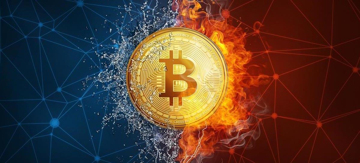 Após jogar fora HD com o equivalente a R$ 1 bilhão em Bitcoin, homem procura o periférico desesperadamente