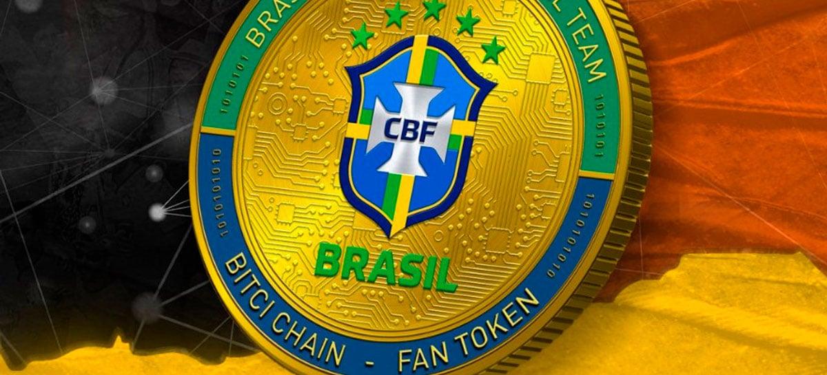 CBF lança criptomoeda e arrecada R$ 90 milhões em 19 minutos