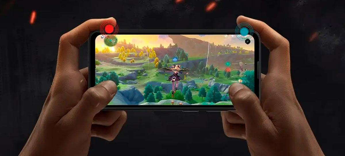 Blackview BL5000 é novo smartphone resistente com foco nos gamers