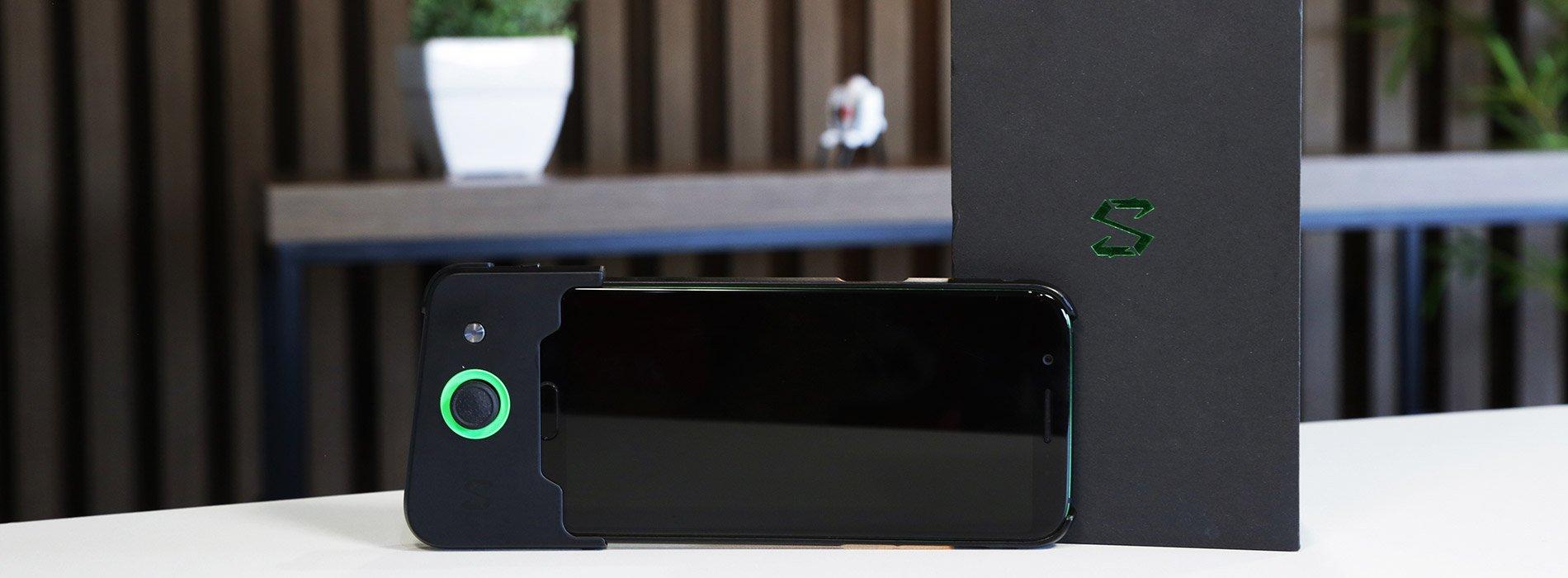 Análise: Xiaomi Black Shark - Xiaomi começa bem no segmento de smartphones gamer