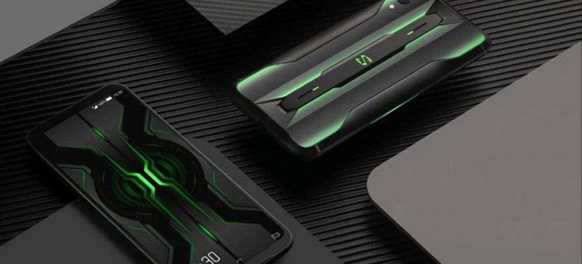 AnTuTu revela as especificações principais do celular gamer Black Shark 3