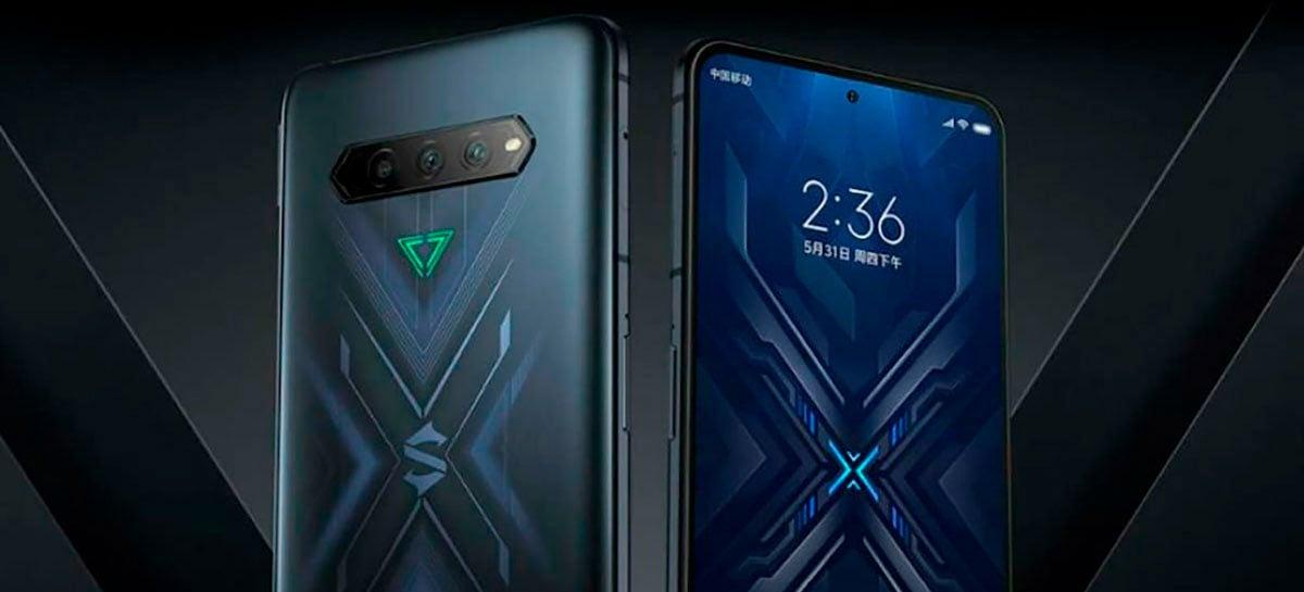 Black Shark 4 Pro é o smartphone com melhor áudio do mercado