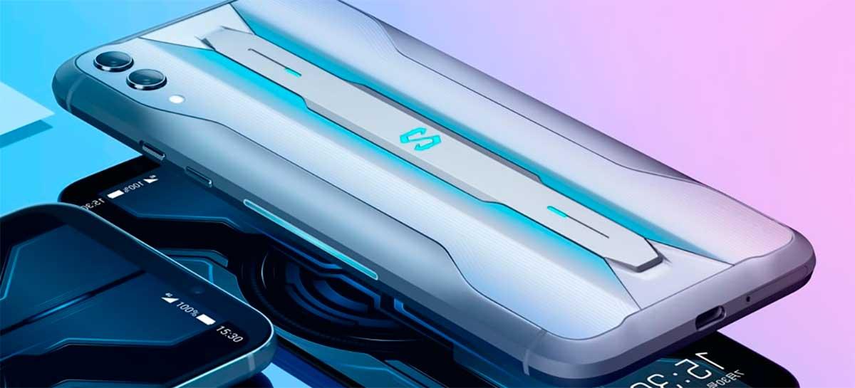 Black Shark 3 é confirmado com bateria de 4720mAh e carregamento rápido de 65W