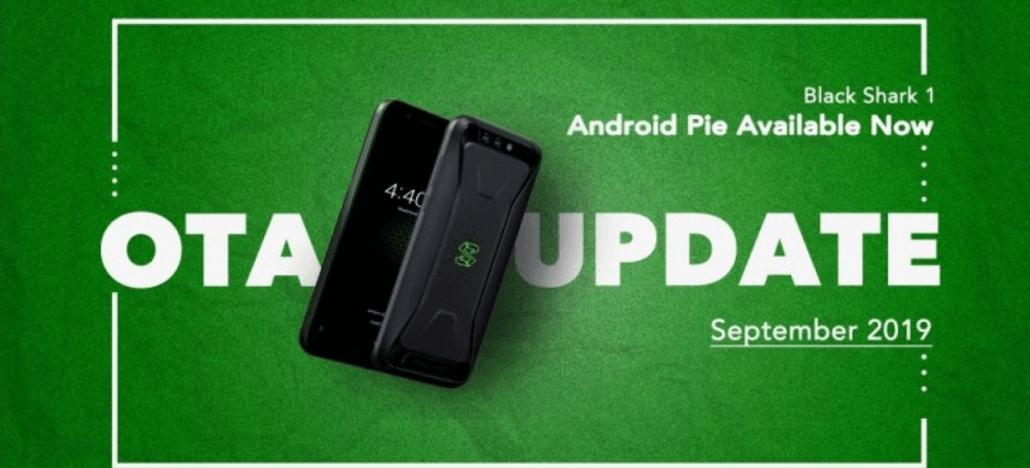 Smartphone gaming Black Shark recebe update para Android Pie