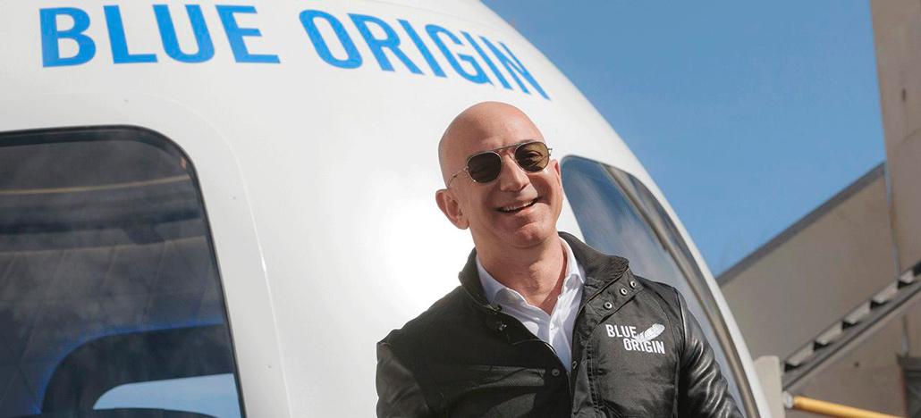 Jeff Bezos dá detalhes sobre o plano de colonização lunar da Blue Origin